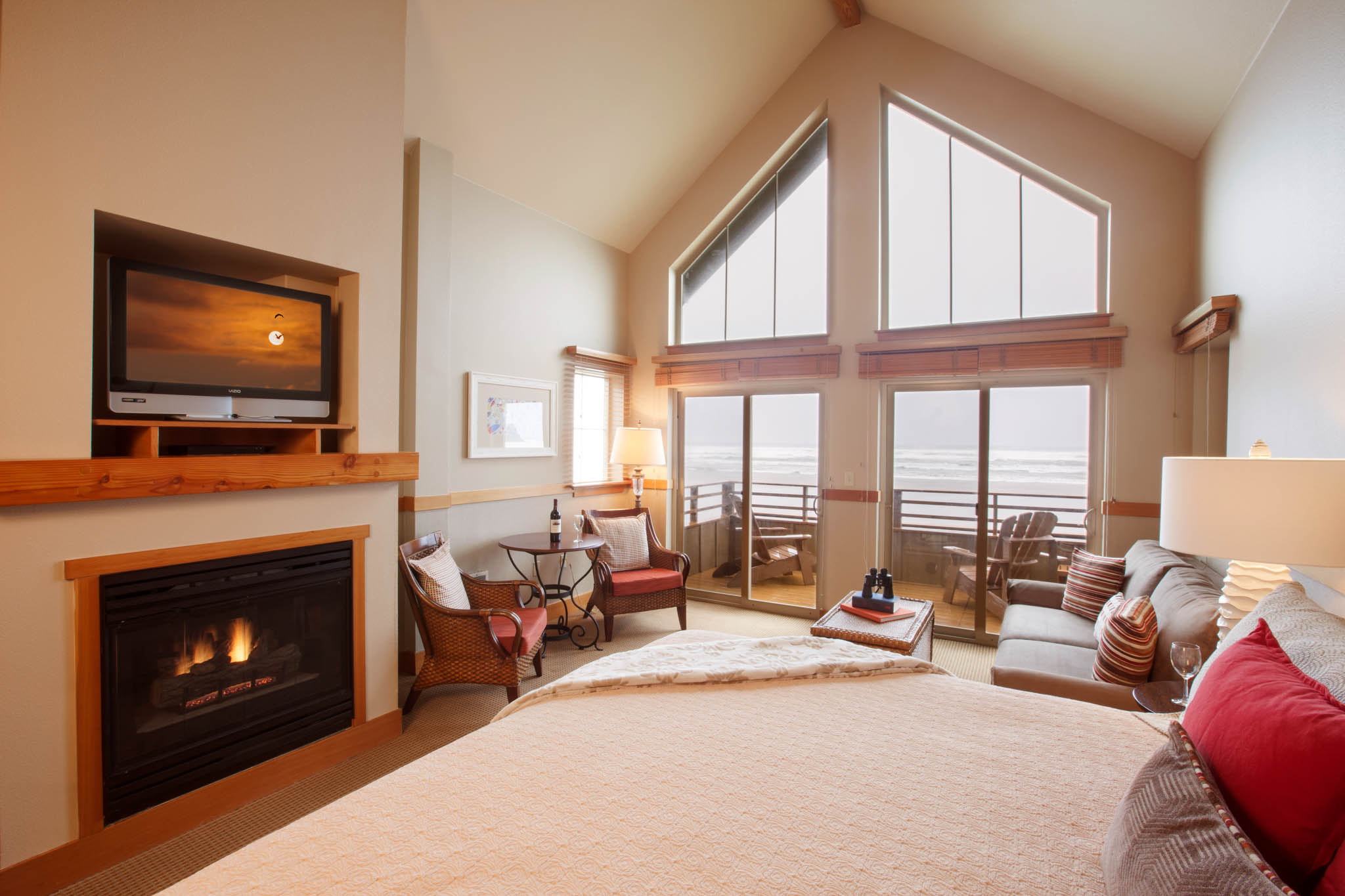The Ocean Lodge in Cannon Beach