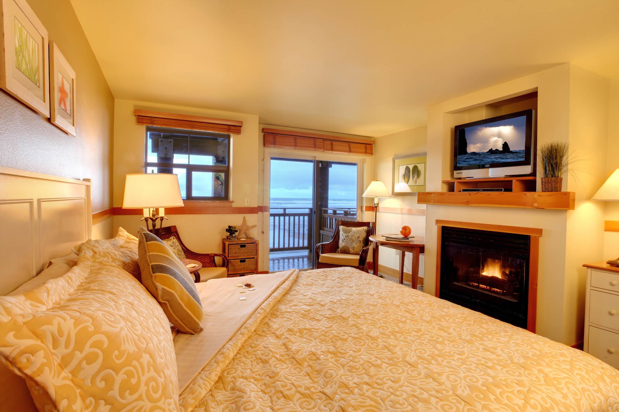 The Ocean Lodge in Cannon Beach, Oregon