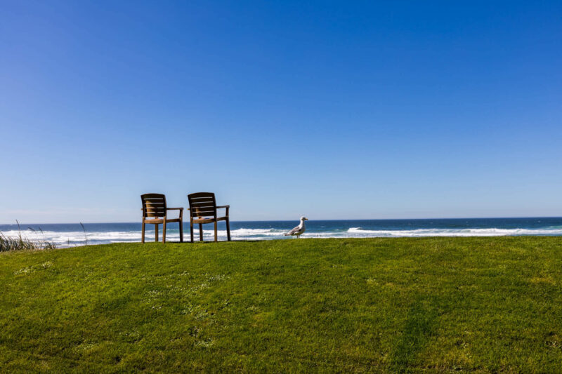 Relax by the ocean in Cannon Beach
