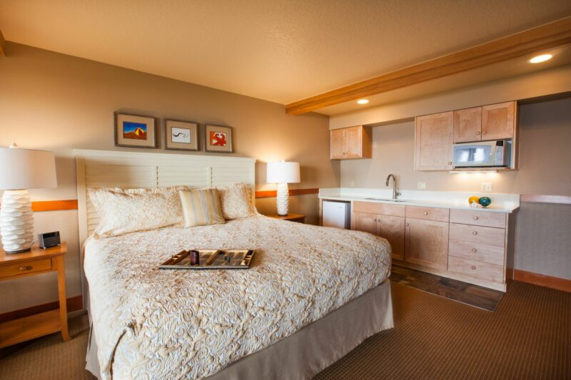 Stay in Cannon Beach, Oregon